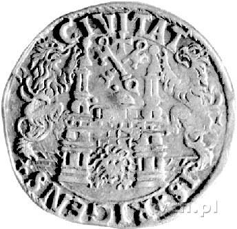 1/2 marki 1565, Ryga, Neuman 420, Fedorow 585, rzadka