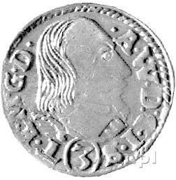 3 krajcary 1607, Cieszyn, F.u S. 2998