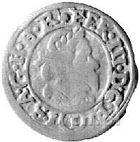krajcar 1647, Skoczów, F. u S. 3079