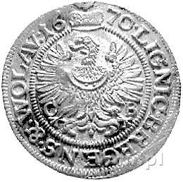 3 krajcary 1670, Brzeg, F. u S. 1936