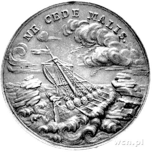 medal Stanisława Augusta Poniatowskiego autorstwa Holzh...