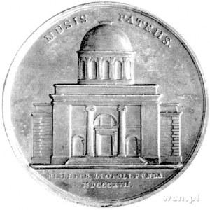 medal autorstwa Józefa Lange wybity z okazji utworzenia...