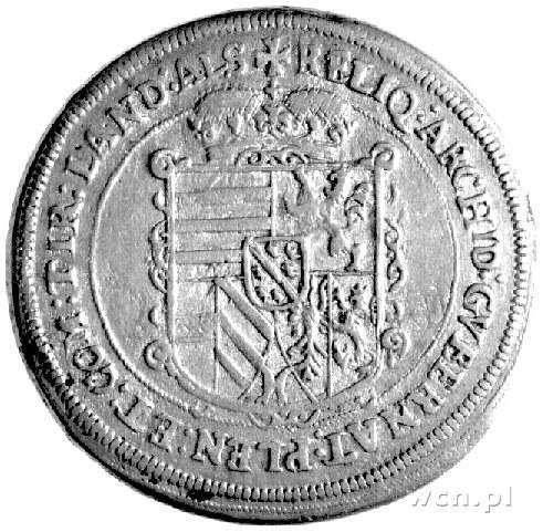 Leopold arcyksiąże 1619-1632 - talar 1622, Ensisheim, A...