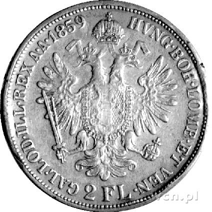 2 floreny 1859, Krzemnica