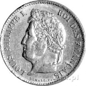 40 franków 1834, Paryż, Fr. 557, złoto, 12,88 g.