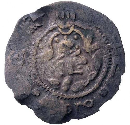 Heftalici (Biali Hunowie)- naśladownictwo drachmy sasan...
