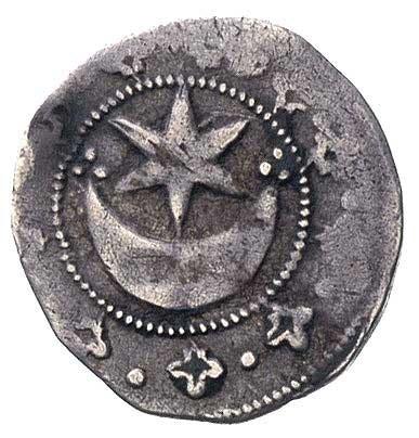 księstwo głogowskie- Henryk III 1273-1309, kwartnik men...