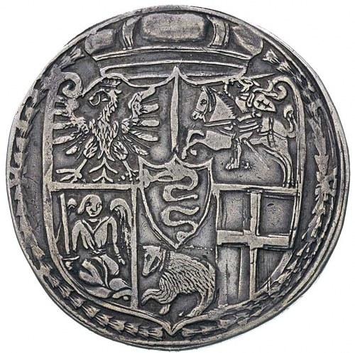 półkopek (30 groszy) 1564, Wilno lub Tykocin, Aw: Monog...