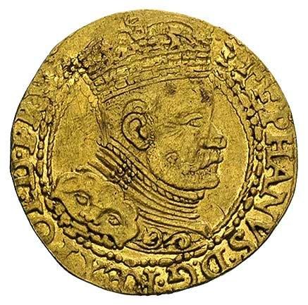 dukat 1586 Gdańsk, H-Cz. 770 (R1), Kaleniecki s. 64-67,...