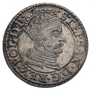 grosz 1579, Gdańsk, bardzo ładny
