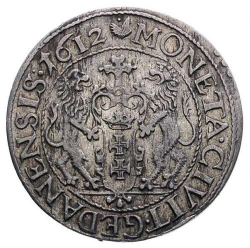 ort 1612, Gdańsk, kropka nad łapą niedźwiedzia, T. 1,50