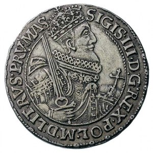 ort 1621, Bydgoszcz, na awersie koniec napisu PRV MAS, ...