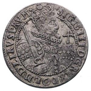 ort 1622, Bydgoszcz, na awersie koniec napisu PRV M, T....