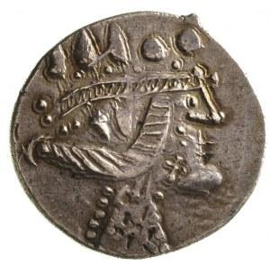 naśladownictwo tetradrachmy typu Thasos, klasa IV - leg...