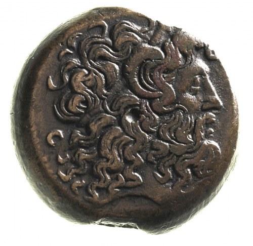 EGIPT, Ptolemeusz VI Filometor 180-145 pne, AE- 33, Aw:...