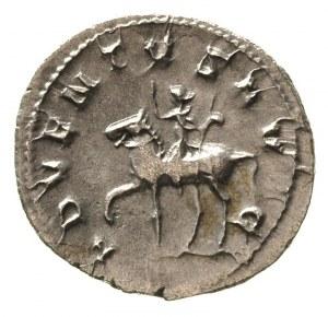 Trajan Decjusz 249-251, antoninian, Aw: Popiersie cesar...