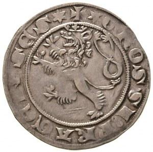 Jan Luksemburski 1310-1346, grosz praski, Kutna Hora, A...