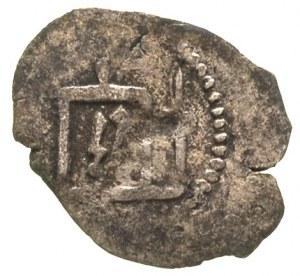 Kazimierz Jagiełło 1440-1492, denar, Wilno, Aw: Kolumny...