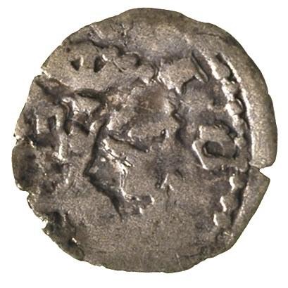 Władysław Łokietek 1306-1333, denar, Aw: Orzeł z głową ...