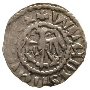 Władysław Jagiełło 1386-1434, kwartnik ruski, Aw: Orzeł...