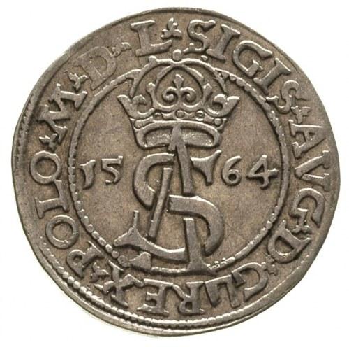 trojak 1564, Wilno, Ivanauskas 640:94
