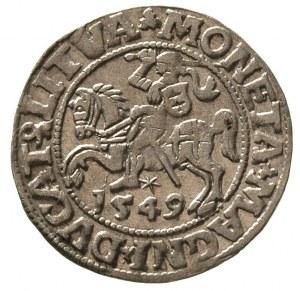 półgrosz 1549, Wilno, Ivanauskas 476:74
