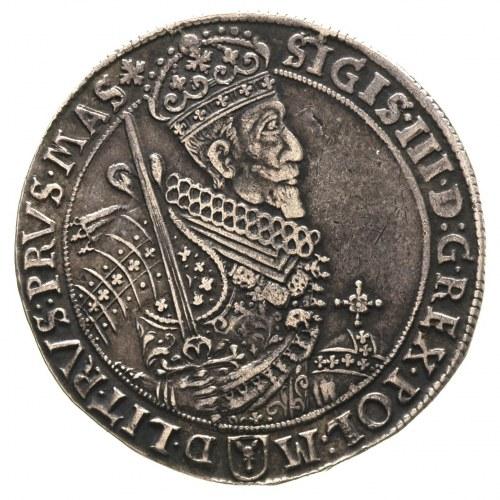 talar 1628, Bydgoszcz, odmiana z herbem podskarbiego po...
