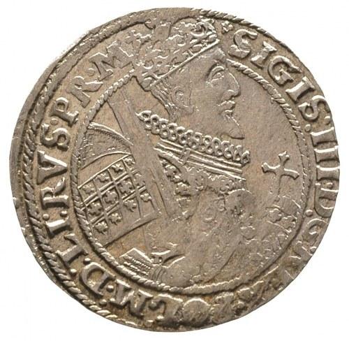 ort 1621, Bydgoszcz, końcówka napisu RVS . PR . M +