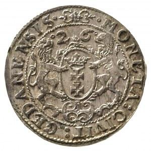 ort 1626, Gdańsk, wyśmienicie zachowany egzemplarz