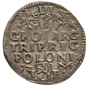 trojak 1593, Poznań
