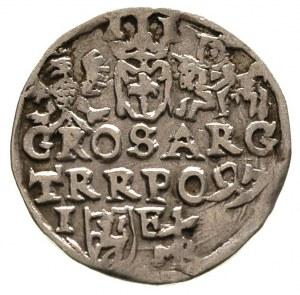 trojak 1597, Lublin