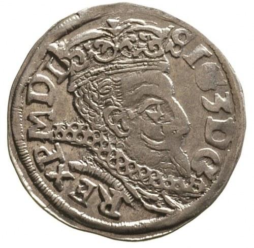 trojak 1598, Lublin, rzadki