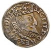 zestaw trojaków 1592, 1597 i 1598 (2 różne odmiany), Po...