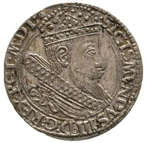 grosz 1604, Kraków, patyna