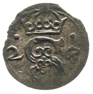 denar 1623, Łobżenica, T. 2, patyna