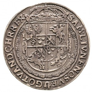 talar 1634, Bydgoszcz, 28.35 g, Dav. 4326, T. 8, na awe...