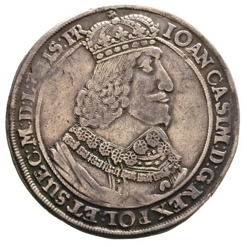 talar 1649, Gdańsk, Dav. 4358, T. 7, patyna