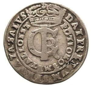 tymf 1665, Bydgoszcz, wada blachy, patyna