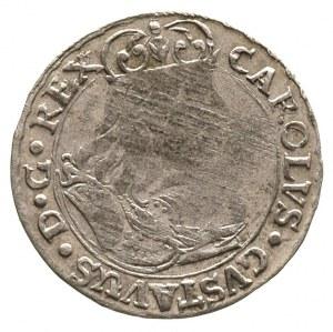 szóstak 1658 Elbląg, Karol Gustaw - okupacja szwedzka, ...