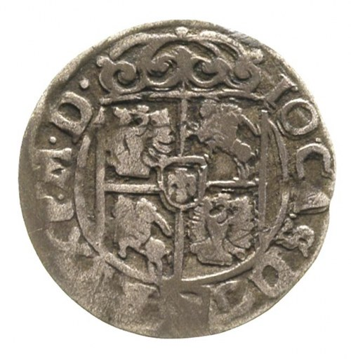 półtorak 1662, Poznań, T. 1.50, ciemna patyna