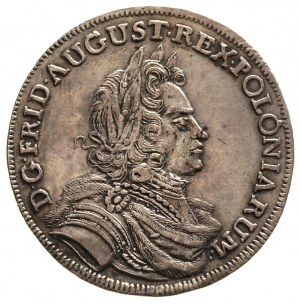 2/3 talara (gulden) 1700, Drezno, Dav. 819, Merseb 1430...