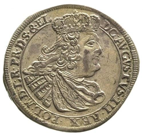 ort 1759, Gdańsk, ładnie zachowany egzemplarz, delikatn...