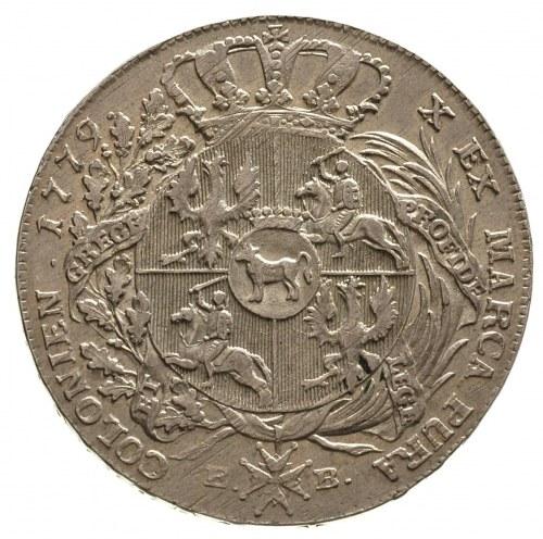 talar 1779, Warszawa, odmiana z kropką po dacie, 27.98 ...