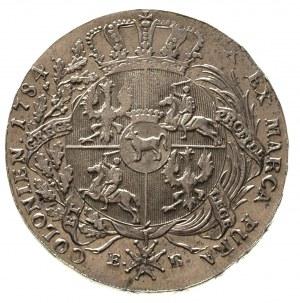 talar 1784, Warszawa, 28.07 g, Plage 405, Dav. 1620, mo...