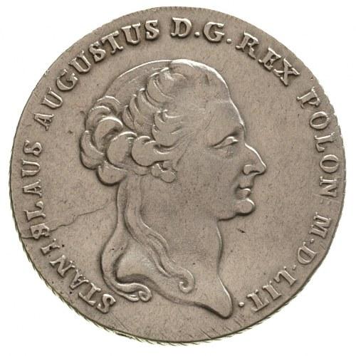 talar 1795, Warszawa, 24.05 g, Plage 394, Dav. 1623, mo...