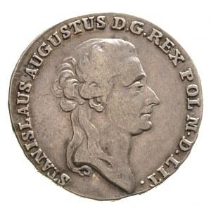 półtalar 1788, Warszawa, litery E-B wąsko rozstawione, ...
