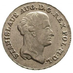 dwuzłotówka 1789, Warszawa, Plage 341, ładnie zachowana