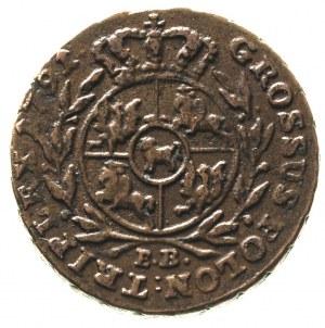 trojak 1791, Warszawa, Plage 199, ładny