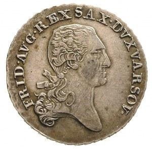 1/3 talara (dwuzłotówka) 1814, Warszawa, Plage 113, na ...