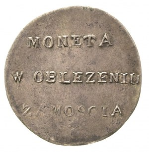2 złote 1813, Zamość, Plage 125, bardzo ładne i rzadko ...